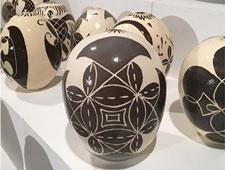 Ken Naki pottery